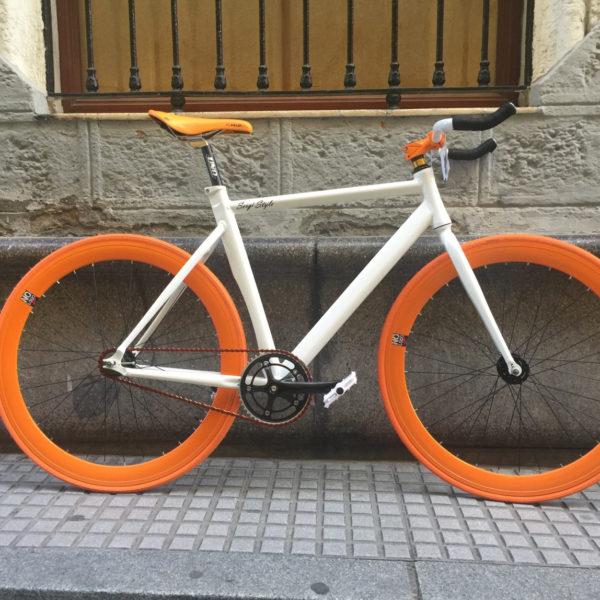 Fixie Orange LBN