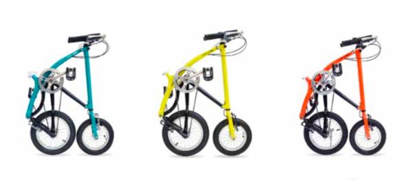 Bicicleta Plegable Ossby Arrow Estilo y comodidad