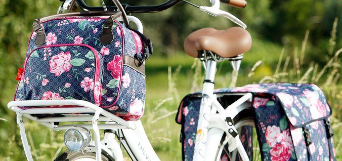 alforjas bici navidad