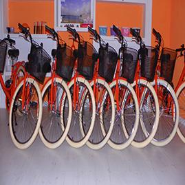 Las Bicis Naranjas - Alquiler Rent