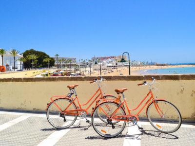 Alquiler de bicicletas Cadiz
