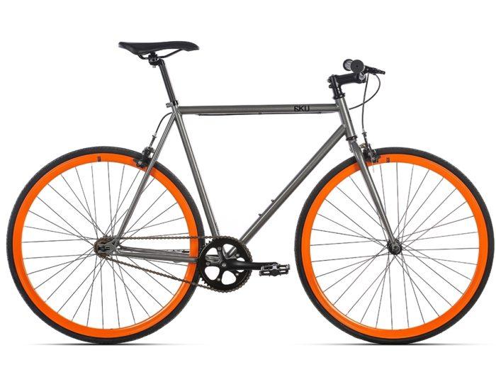 6ku fixie single speed bike barcelona