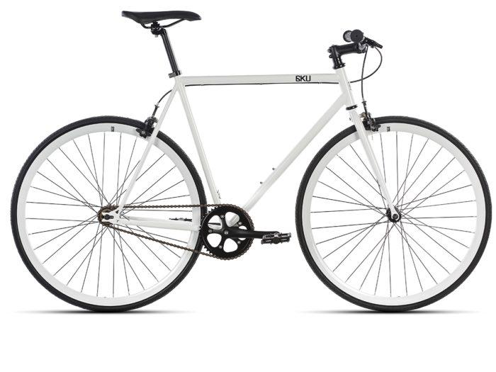 6ku fixie single speed bike evian