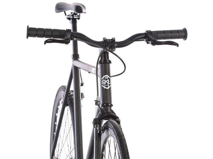 6ku fixie single speed bike nebula 1