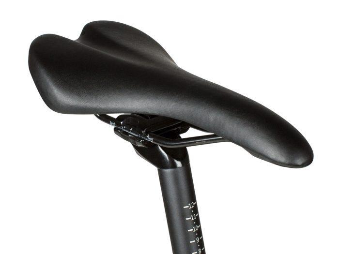6ku track fixie single speed bike negra