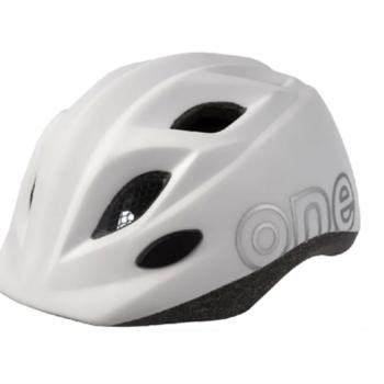 casco bobike one plus s blanco