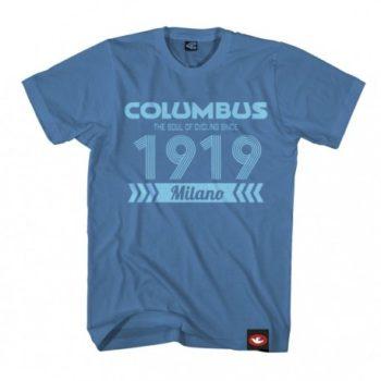 camiseta cinelli colmbus 1919