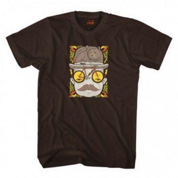 camiseta cinelli mr cat hat